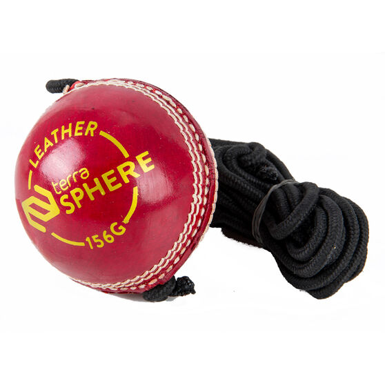 Terrasphere Leather Training Ball With String, , rebel_hi-res