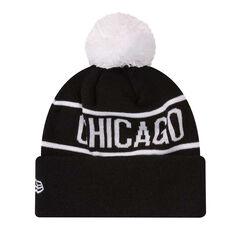 Chicago White Sox 2019 New Era Homerun Knit Beanie, , rebel_hi-res
