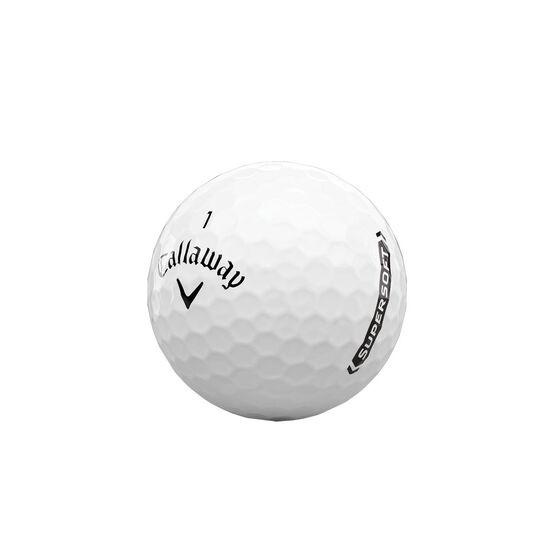 Callaway Supersoft 21 Golf Balls White, , rebel_hi-res