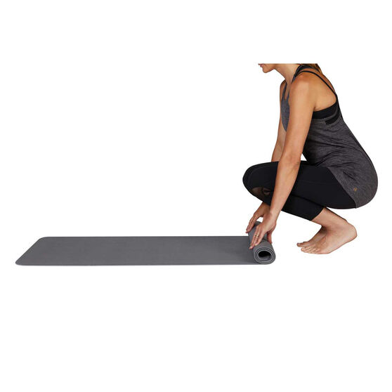 Gaiam Hi Density Floor Pilates Mat 5mm, , rebel_hi-res