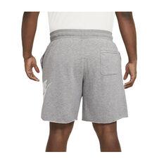 Nike Mens Sportswear Alumni Shorts, Grey, rebel_hi-res