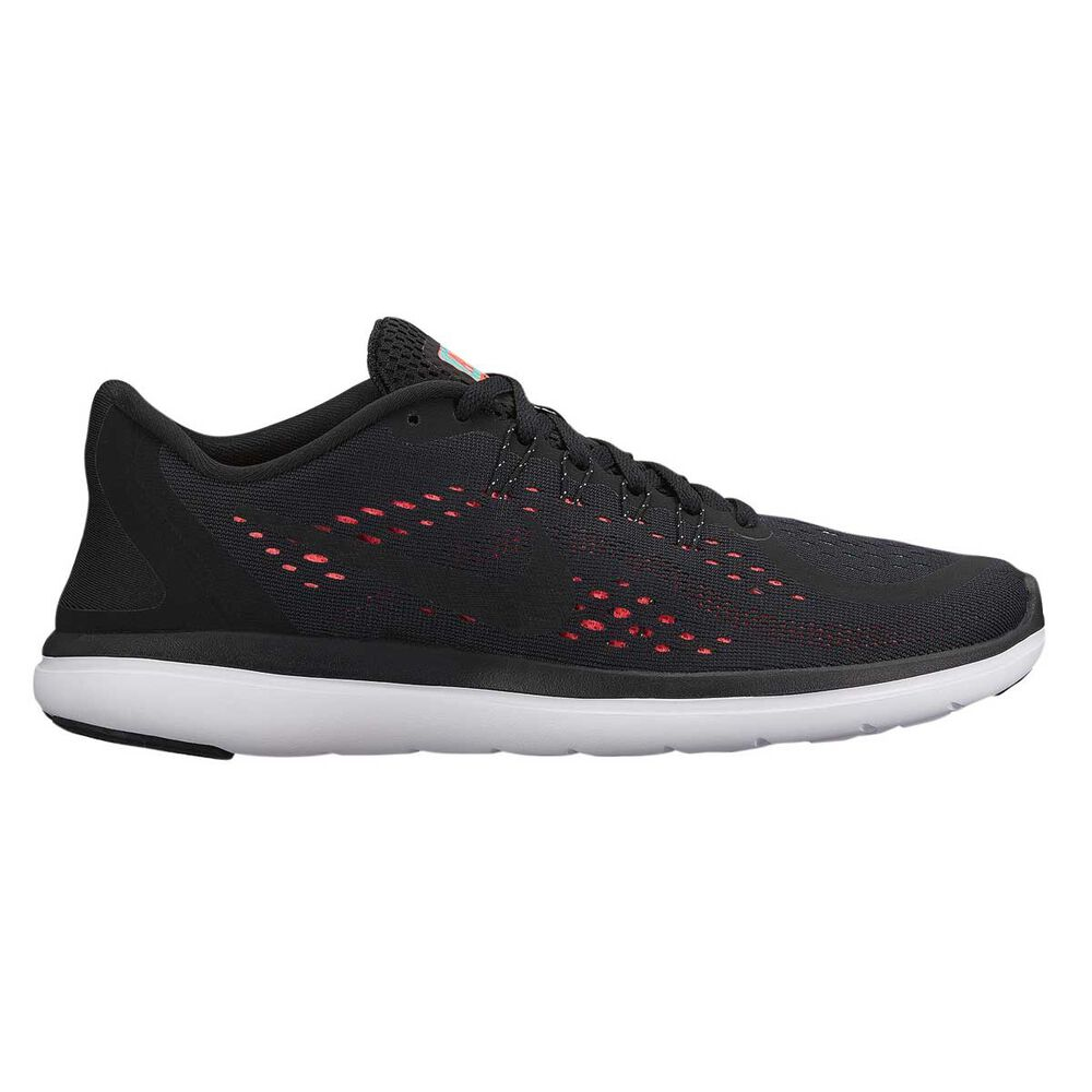 03c261a0b49a Nike Flex Run 2017 Womens Running Shoes Black   Pink US 6
