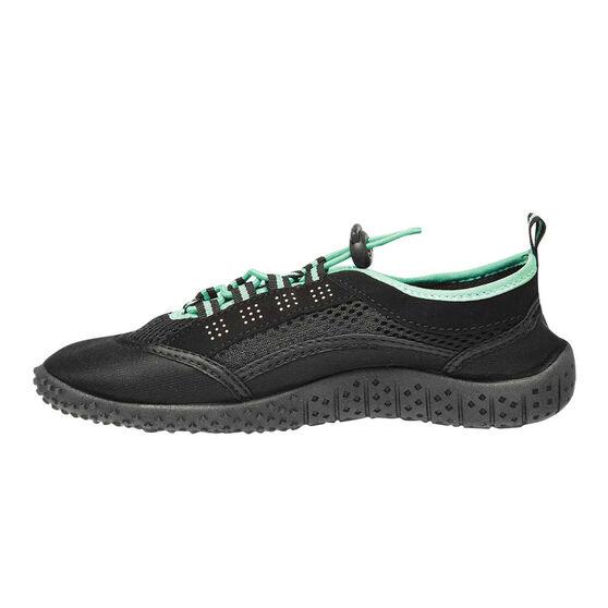 Tahwalhi Aqua Shoe, Black / Aqua, rebel_hi-res