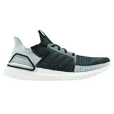 adidas Ultraboost 19 Mens Running Shoes Black / Grey US 7, Black / Grey, rebel_hi-res