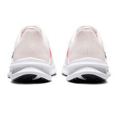 Nike Downshifter 11 Womens Running Shoes, Pink/Black, rebel_hi-res