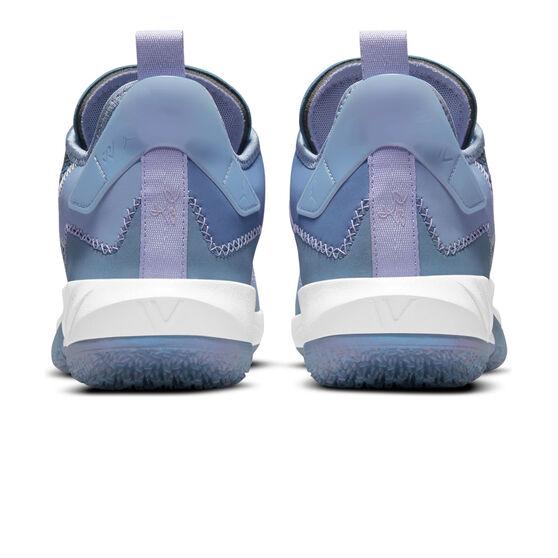 Jordan Why Not Zer0.4 Easter Basketball Shoes, Blue, rebel_hi-res