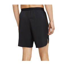 Nike Mens Flex Stride 7 inch Running Shorts, Black, rebel_hi-res