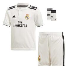 Real Madrid FC 2018 / 19 Infants Mini Kit, , rebel_hi-res