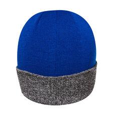 Tahwalhi Mens Frost Beanie Blue OSFA, , rebel_hi-res