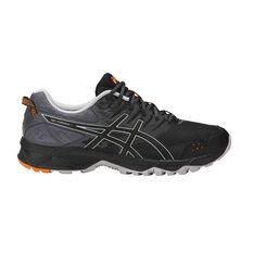Asics GEL Sonoma 3 Mens Trail Running Shoes Grey / Black US 7, Grey / Black, rebel_hi-res