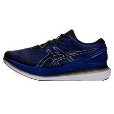 Asics GlideRide 2 Mens Running Shoes Blue/Black US 8, Blue/Black, rebel_hi-res