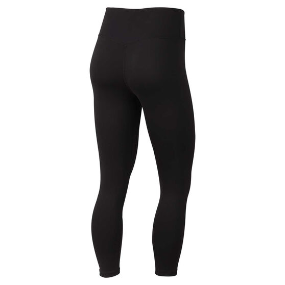 Nike Womens All In Crop Tights, Black, rebel_hi-res