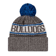 Western Bulldogs New Era 6 Dart Cuff Beanie, , rebel_hi-res
