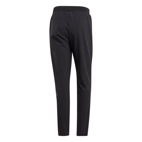 adidas Mens Z.N.E Woven Track Pants, Black, rebel_hi-res