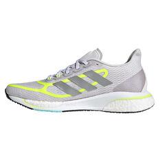 adidas Supernova Womens Running Shoes Grey/Yellow US 6, Grey/Yellow, rebel_hi-res