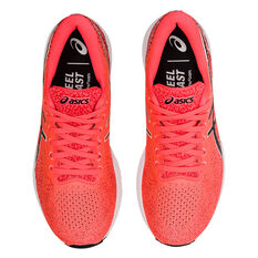 Asics GEL DS Trainer 26 Womens Running Shoes, Pink/Black, rebel_hi-res