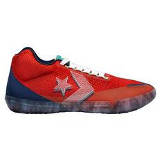 Converse All Star BB Evo Court Daze Basketball Shoes Red/Blue US 7, Red/Blue, rebel_hi-res