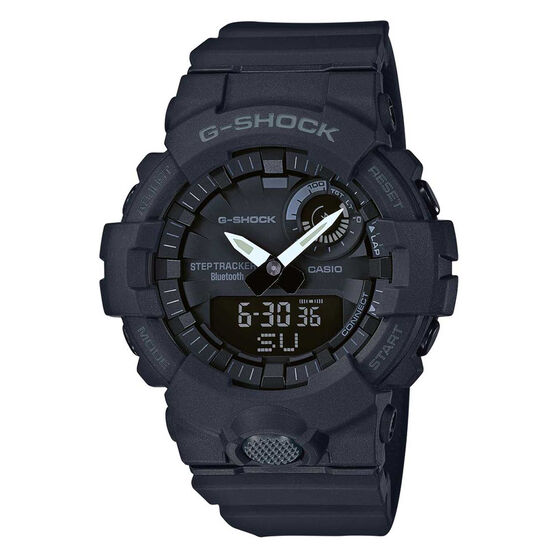 Casio G Shock GBA8001A Bluetooth Step Tracker Watch, , rebel_hi-res