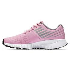 ... Nike Star Runner Kids Running Shoes Pink   Grey US 4 378c1abc8