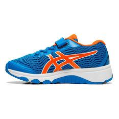 e8ee46dbb ... Asis GT 1000 8 Kids Running Shoes Blue / Orange US 11, Blue / Orange