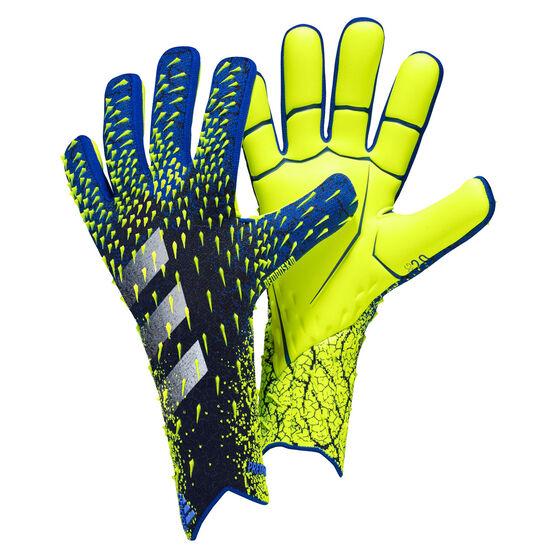 adidas Predator Pro Goalkeeping Gloves, Multi, rebel_hi-res