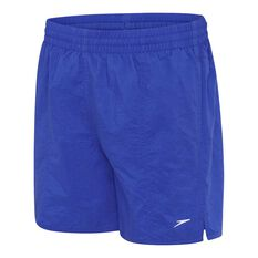 Speedo Boys Classic Watershort, Blue, rebel_hi-res