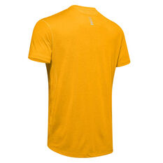 Under Armour Mens Streaker Running Tee Orange S, Orange, rebel_hi-res