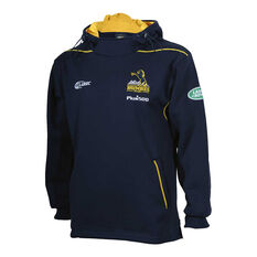ACT Brumbies 2018 Kids Hoodie, , rebel_hi-res