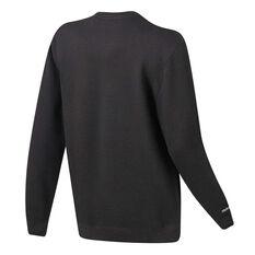 Chicago Bulls Mens Sweatshirt Black S, Black, rebel_hi-res