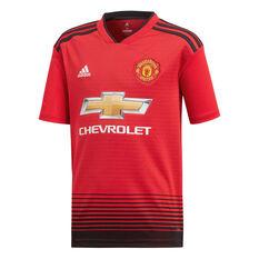 Manchester United 2018 / 19 Kids Home Jersey, , rebel_hi-res