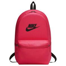 Nike Heritage Backpack Pink / black, , rebel_hi-res