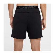 Nike Pro Mens Rep Shorts, Black, rebel_hi-res