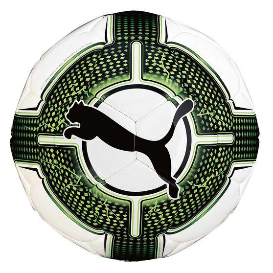 Puma evoPOWER Vigor 5.3 Soccer Ball White / Green 5, , rebel_hi-res