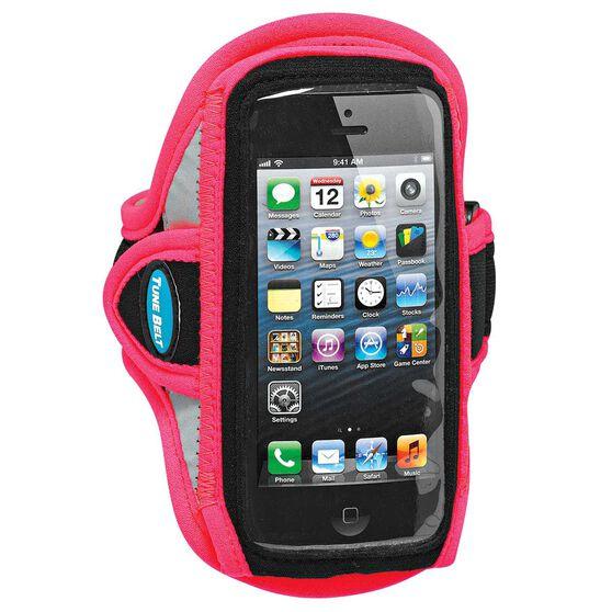 Tune Belt iPhone Sports Arm Band Pink OSFA, Pink, rebel_hi-res