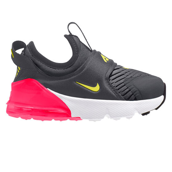 Nike Air Max 270 Extreme Toddlers Shoes, Grey/White, rebel_hi-res
