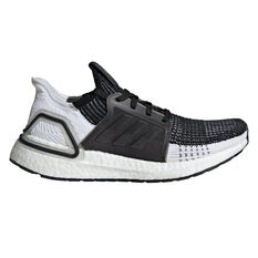adidas Ultraboost 19 Womens Running Shoes Black / Grey US 5, Black / Grey, rebel_hi-res