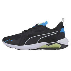 Puma LQDCELL Method Mens Training Shoes Black/White US 7, Black/White, rebel_hi-res