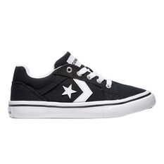Converse El Distrito 2 Kids Casual Shoes Black US 11, Black, rebel_hi-res