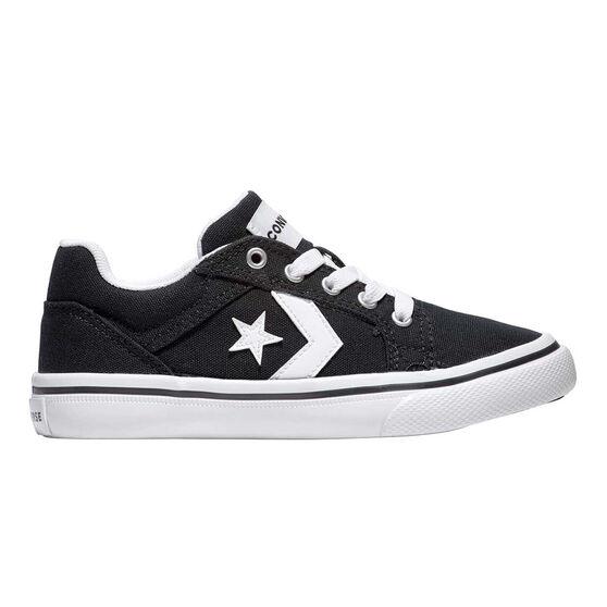 Converse El Distrito 2 Kids Casual Shoes, Black, rebel_hi-res