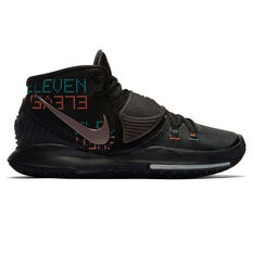 Nike Kyrie VI Mens Basketball Shoes, Black, rebel_hi-res