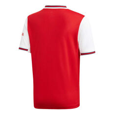 Arsenal FC 2019/20 Kids Home Jersey Red / White 8, Red / White, rebel_hi-res