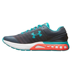 Under Armour Charged Europa 2 Mens Running Shoes Blue / Grey US 7, Blue / Grey, rebel_hi-res