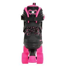 Goldcross 195 Roller Skates Black US 12-2, Black, rebel_hi-res
