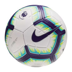 Nike Premier League Strike Soccer Ball White 3, White, rebel_hi-res