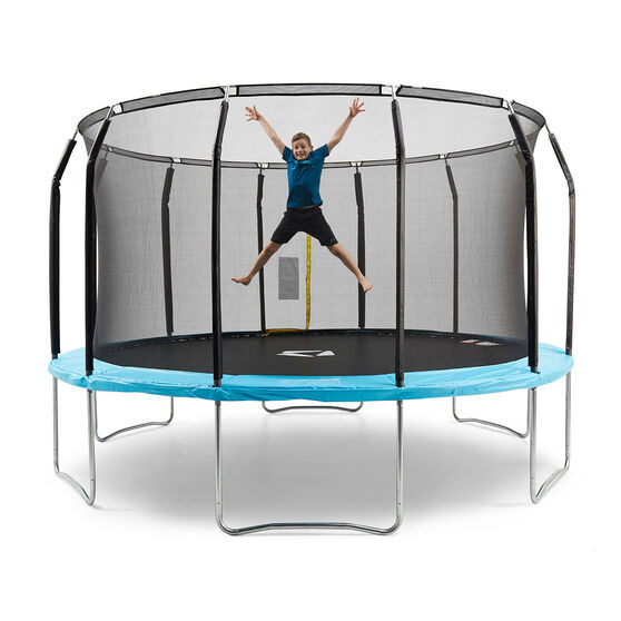 Verao Platinum 2.0 14ft Trampoline, , rebel_hi-res