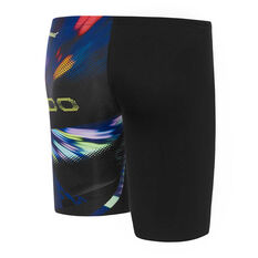 Speedo Boys Incite Jammer Black 6, Black, rebel_hi-res