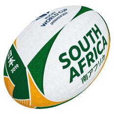 Gilbert Rugby World Cup 2019 South Africa Supporter Rugby Ball, , rebel_hi-res
