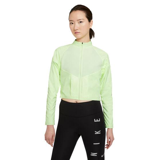 Nike Womens Run Division Running Top, , rebel_hi-res