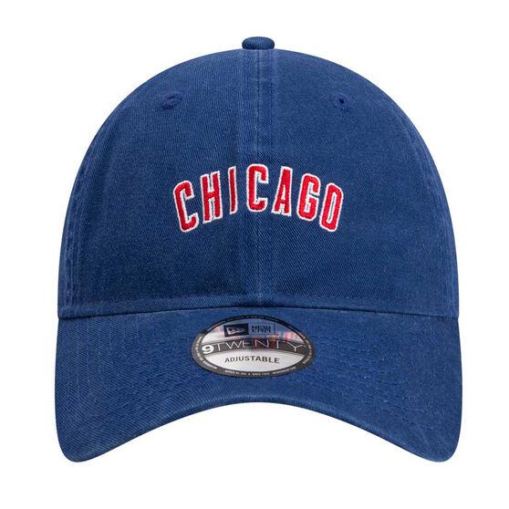 Chicago Cubs 2019 New Era 9TWENTY Wash Script Cap, , rebel_hi-res
