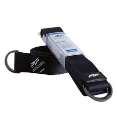 PTP Yoga Stretching Strap Blue, , rebel_hi-res